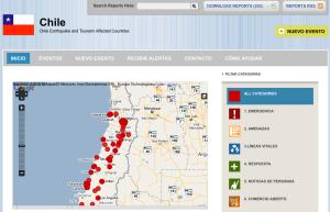 Ushahidi - Chile
