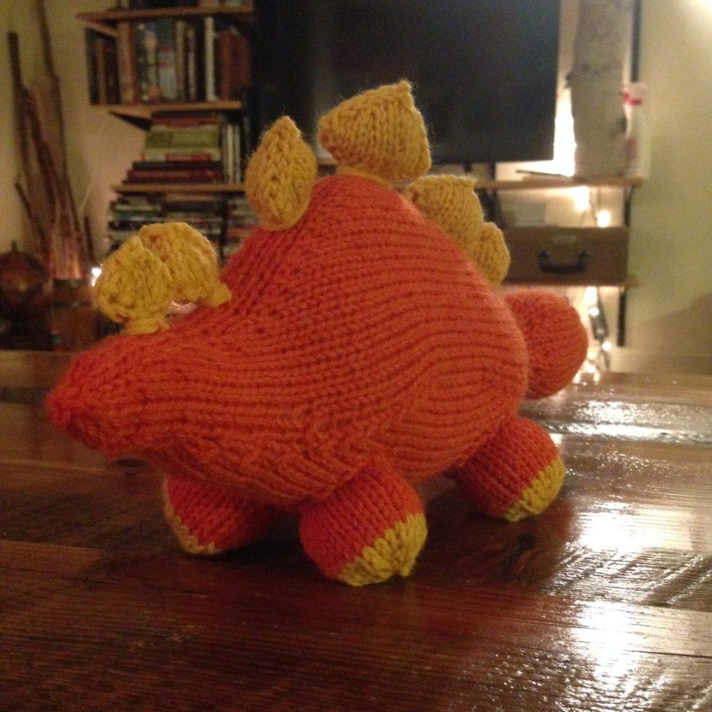 A Stegosaurus for Ben